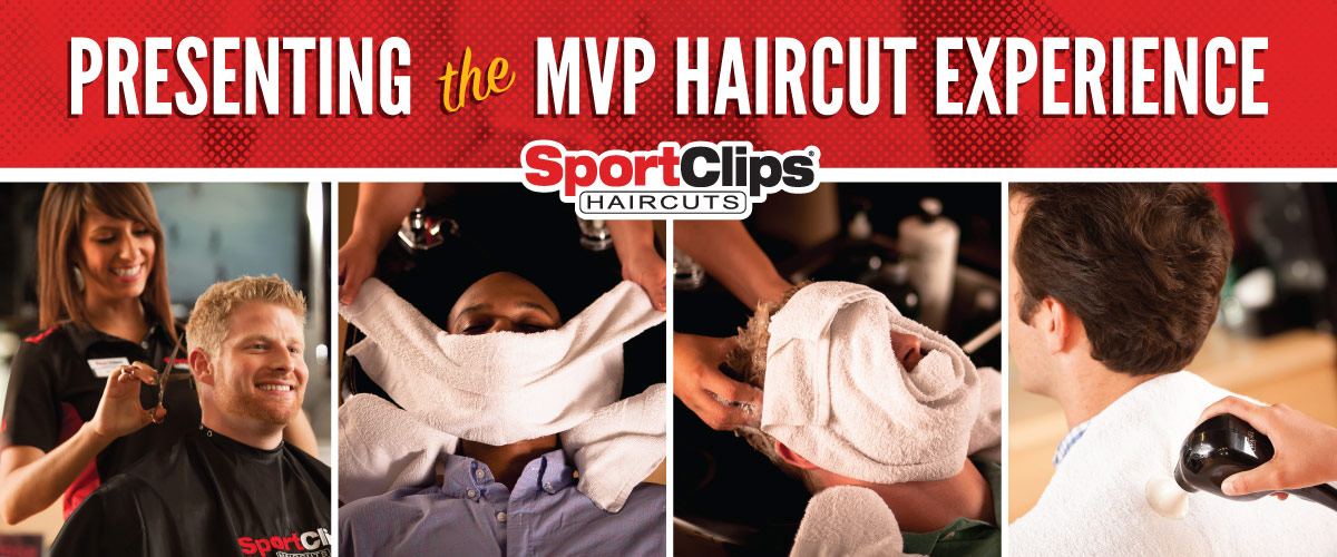 The Sport Clips Haircuts of Jupiter  MVP Haircut Experience